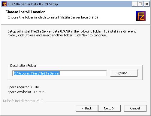 Настраиваем простой FTP-сервер